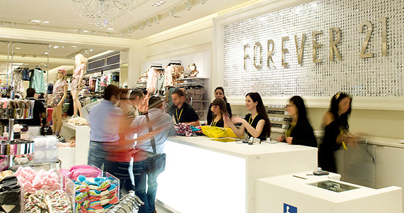 Forever 21 Do Won Chang Riley Rose