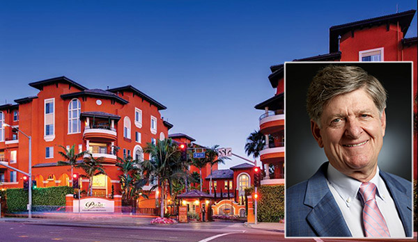 Aimco CEO Terry Considine And The Palazzo Apartments On Hauser Boulevard  And 3rd Street