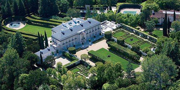 The Most Expensive House in America Revealed