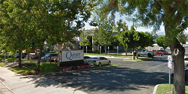 Quest Nutrition 18551 Arenth Ave 381 S Brea Canyon Rd