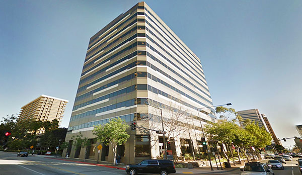 The Office Building At 700 N Brand Boulevard (Credit: Google Maps)
