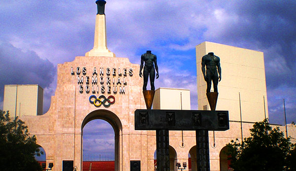 LA Memorial Coliseum being renovated, renamed