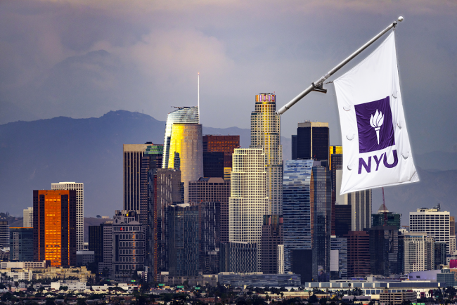 NYU | Hollywood | Campus