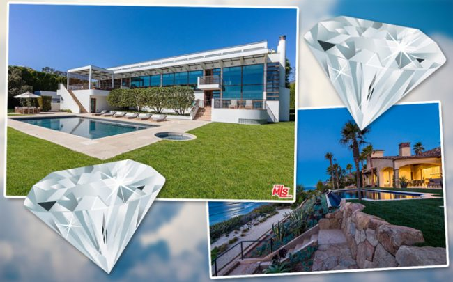 High Quality Los Angeles Luxury Houses (Credit: IStock)