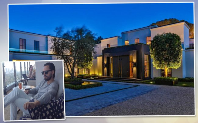 Max Fowles-Pazdro and his Bel Air spec manse