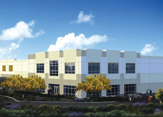 """Dermody Properties is currently building a """"LogistiCenter"""" in the city of Riverside."""