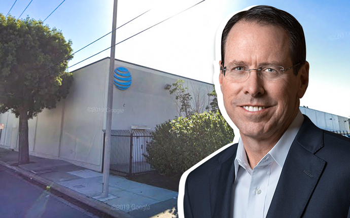 Randall L. Stephenson, chairman and CEO of AT&T Inc. (Credit: Google Maps)