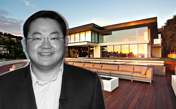 Jho Low Home | 1MDB Scandal | Bird Streets