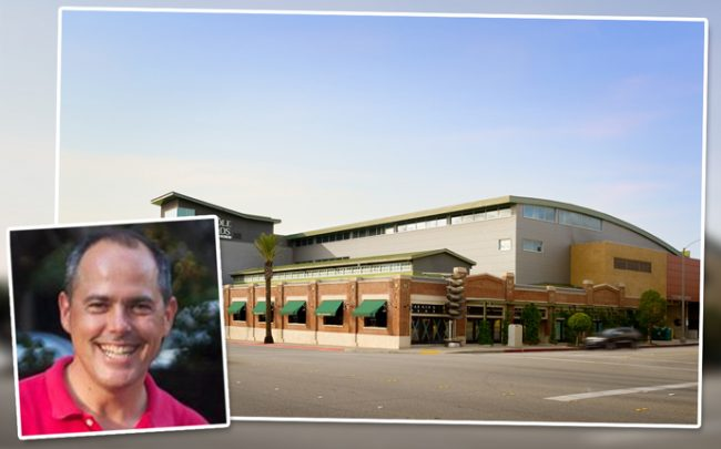 Pete Kutzer and Kutzer's new Whole Foods (Credit: Linkedin)