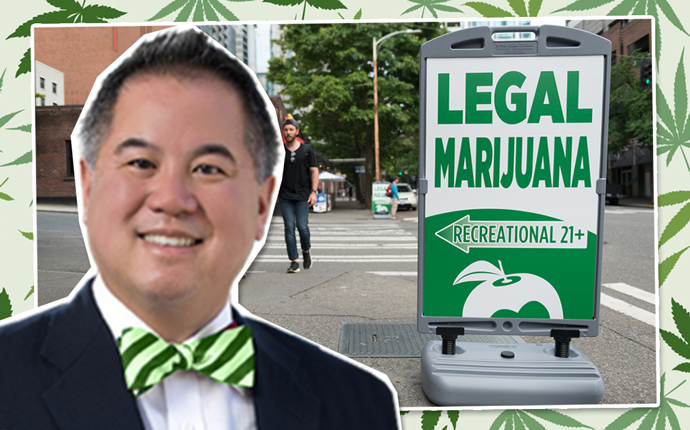 Assemblymember Phil Ting