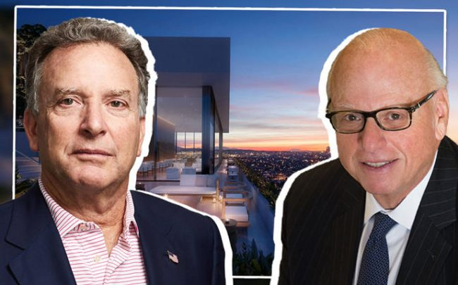 Howard Lorber of New Valley Group and Steven Witcoff of Witcoff Group