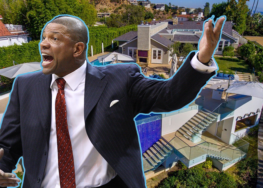 Doc Rivers and his Bird Street home (Credit: Keith Allison|Flickr)