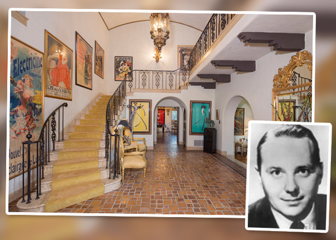 David Whitmire Hearst and the home in BHPO