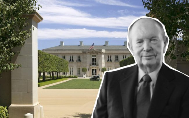 Jerry Perenchio and the Chartwell Estate