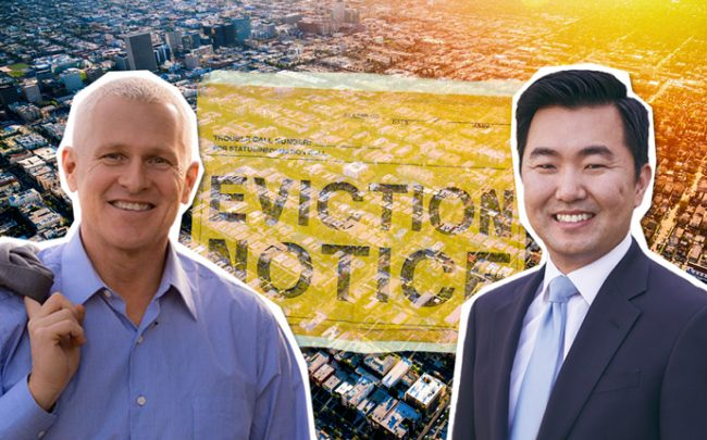 Councilmembers Mike Bonin and David Ryu (Credit: iStock)