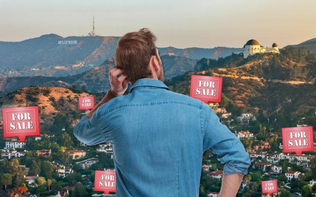 LA County is seeing more listings