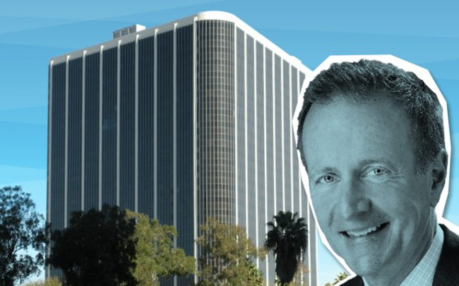 LA Unified School District Superintendent Austin Beutner and LAUSD headquarters in DTLA