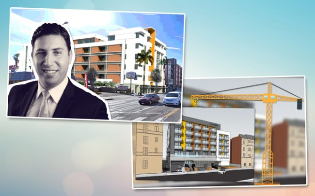 Recent renderings of multi-family projects