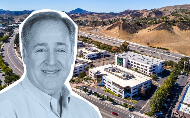 Harbor Freight Tools CEO Eric Smidt and Corporate Center Calabasas