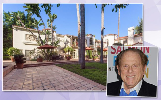 Arnold Kopelson and the Beverly HIlls estate
