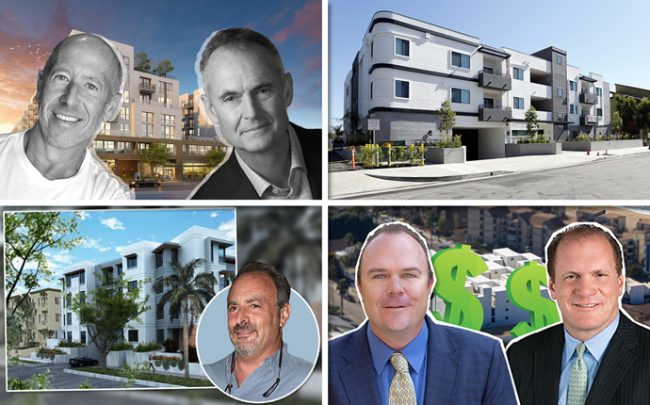 Four of the top multifamily sales of May