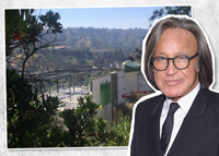 Mohamed hadid and the home (Credit: Getty Images)
