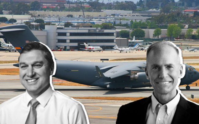 Anthony Rozic, CEO of Goodman North America, HERE. Dennis A. Muilenburg, Boeing CEO