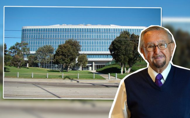 Cesar Pelli and the Hawthorne Federal Building