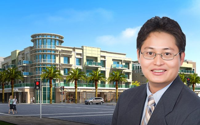Long Beach Garden Home Project and EB-5 Attorney named in suit Daqin Zhang (Credit: CIRC)