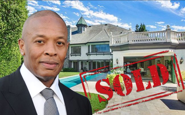 Dr. Dre and his Woodland Hills home (Credit: Getty Images, iStock, Realtor)