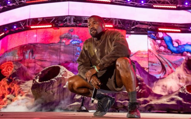Kanye West (Credit: Getty Images)