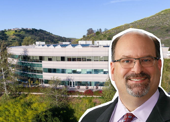 Brightview CEO Andrew Masterman and 24151 Ventura Boulevard