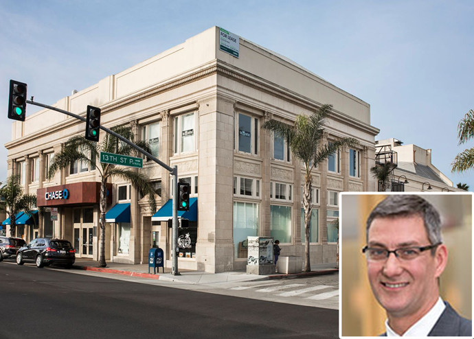 Federal Realty CEO Donald Wood and the Bijou Building