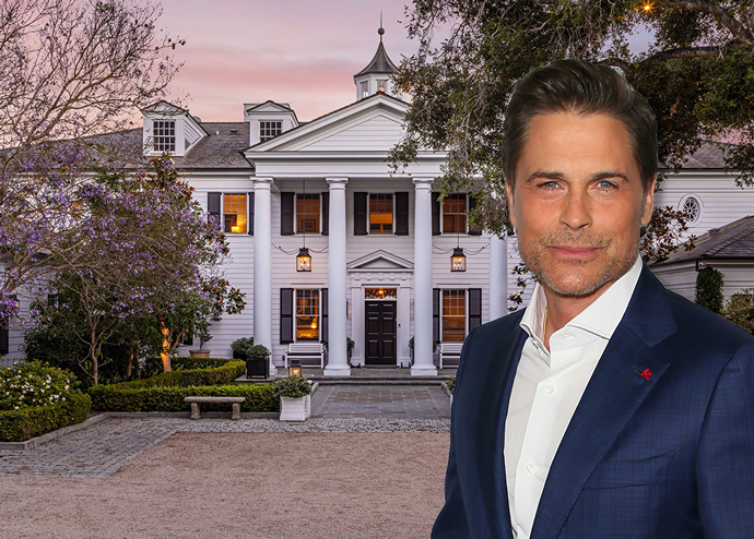 Oakview Estate and Rob Lowe