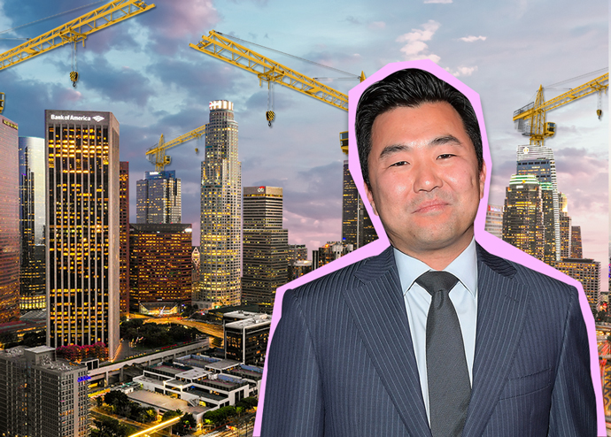 LA Councilman David Ryu (Credit: Getty Images and iStock)