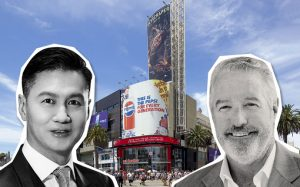 Hollywood & Highland, Gaw Capital Chairman Goodwin Gaw and DJM founder John Miller