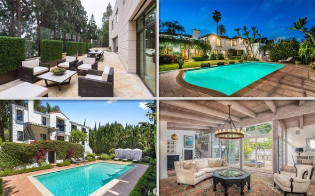 Four of Los Angeles' top 5 home sales last week