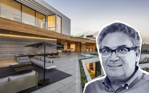 Home on Carla Ridge and Former Woodbridge Group CEO Robert Shapiro