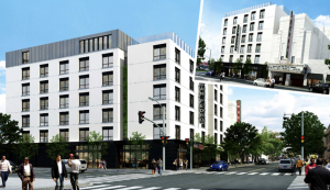 A.J. Khair's planned hotel at 544 S. Pacific Avenue