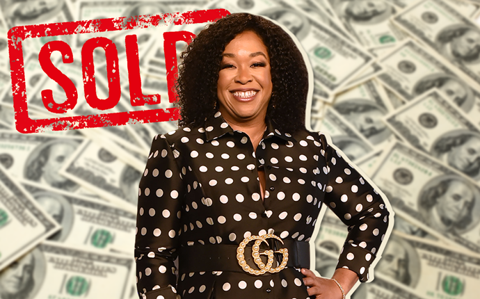 Shonda Rhimes (Credit: Getty Images and iStock)