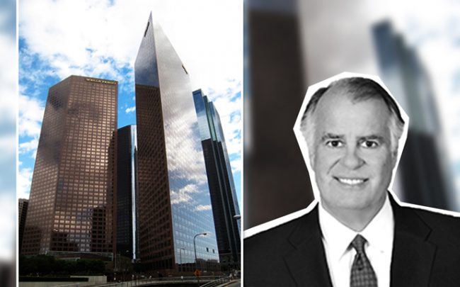 The Wells Fargo Center and Kenneth Doran, Gibson Dunn chairman and managing partner