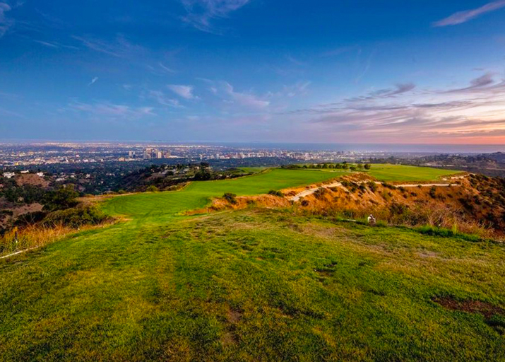 157-acre Mountain of Beverly Hills