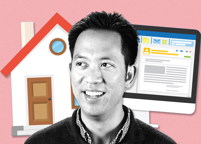 Eric Wu said Opendoor is only partly replacing real estate agents