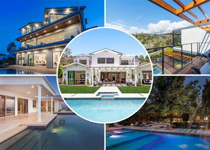 The 5 priciest residential sales