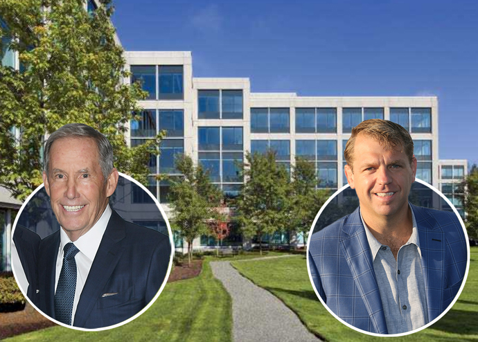 William McMorrow, Todd Boehl, Sunset North building in Bellevue (Credit: Getty Images)