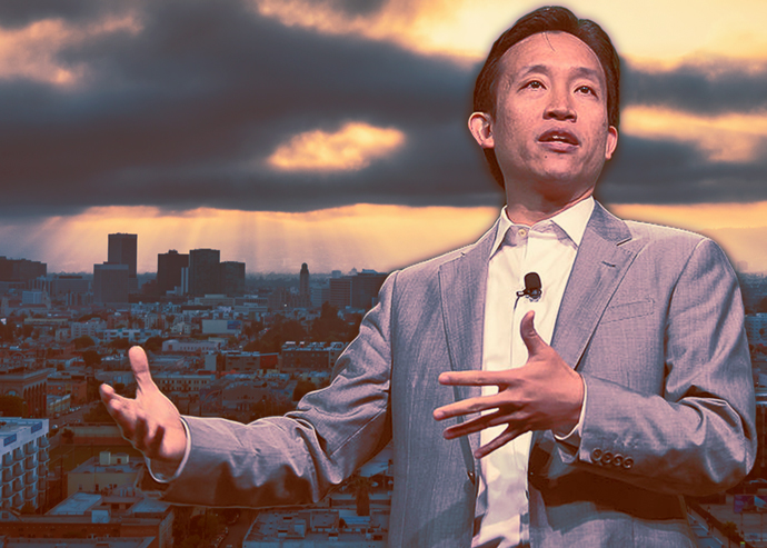 Assemblymember David Chiu (Credit: Getty Images, iStock)