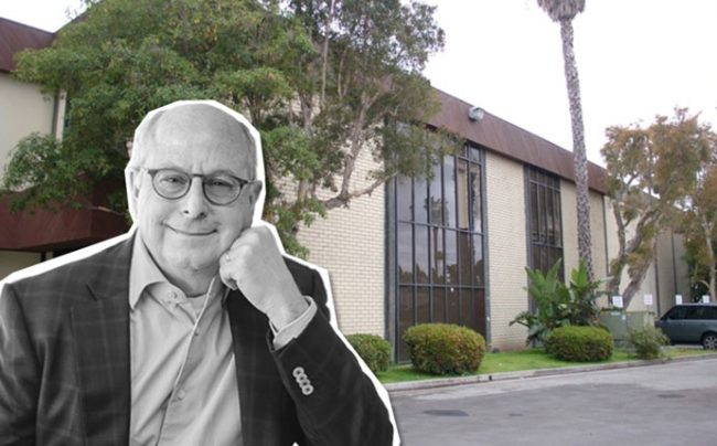Michael Hackman and the Hayden Tract property (Credit: The Mason Canter Group)