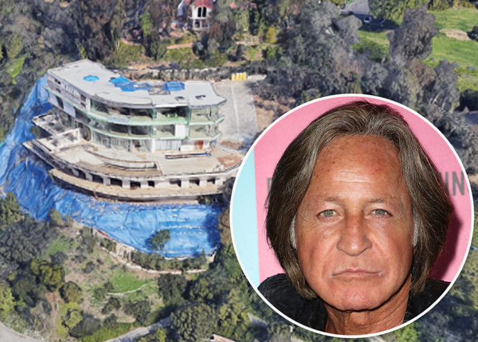 Mohamed Hadid and his ill-fated spec mansion