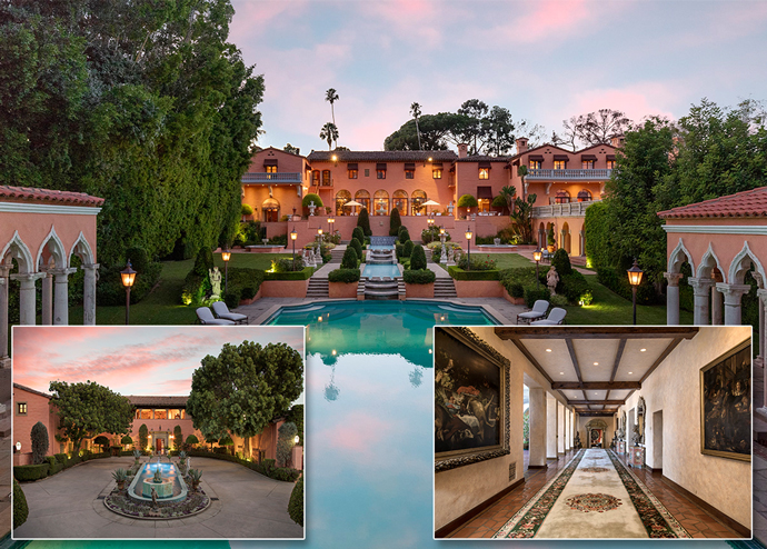 The Beverly House (Credit: Jade Mills Estates)