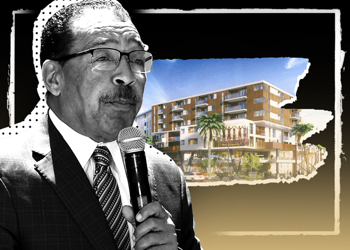 Herb Wesson is proposing drastic measures to regulate market-rate residential development. (Credit: Getty Images)